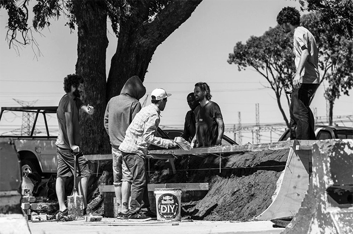 Edgemead diy skatepark the edgemead skatepark has been a diy do it yourself project we have been working on since 2009 we have raised the funds and been building it with the solutioingenieria Gallery